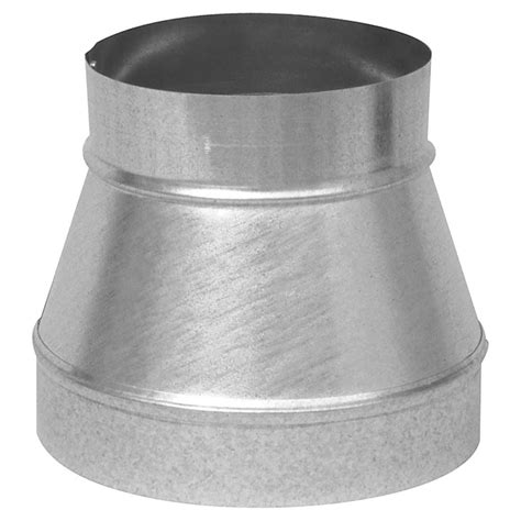 crimped galvanized increaser reducer rona