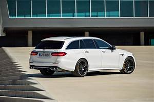 Mercedes E 63 Amg : 2018 mercedes amg e63 s wagon debuts later this year with 603 hp motor trend ~ Medecine-chirurgie-esthetiques.com Avis de Voitures