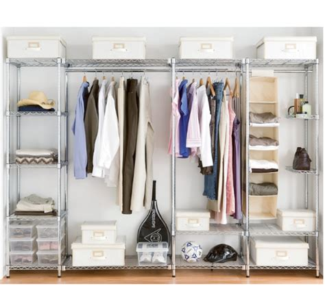 White Clothes Cupboard by White Metal Wardrobe Unit Height 6 And 7 Cm Id 3541538830