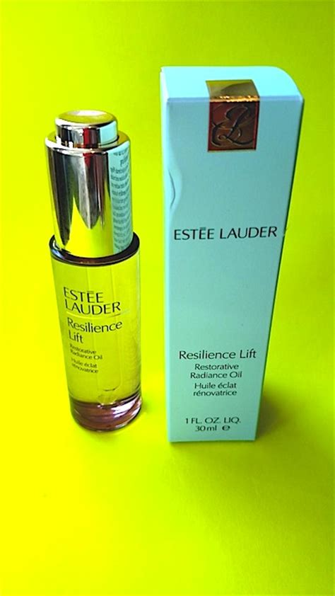 review ingredients swatches estee lauder resilience