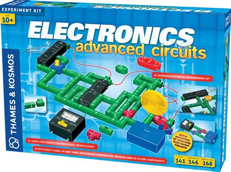 Amazon Thames Kosmos Electronics Advanced Circuit