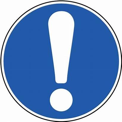 Mandatory Action General Symbol Label Iso J6500