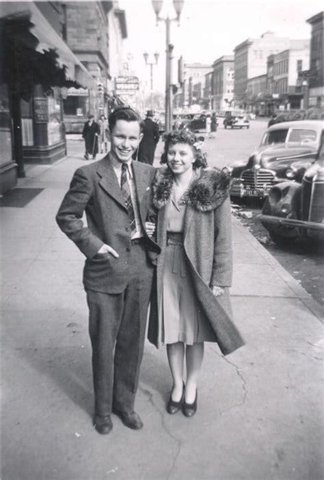 Rose Tinted Vintage 1940s Fashion Vintage Couples
