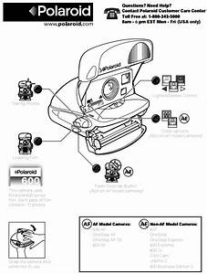 Polaroid 600 User Manual