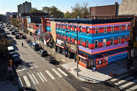 what right do muralists have to the buildings they paint