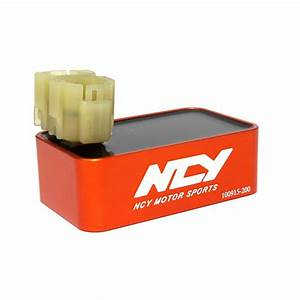 Ncy Unrestricted Cdi Unit For 50cc 4