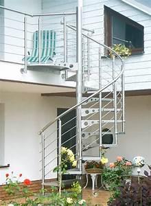 Wendeltreppe Innen Kosten : edelstahl spindeltreppe rondostep gs treppen shop ~ Lizthompson.info Haus und Dekorationen