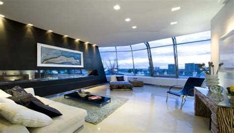 Breathtaking Penthouse Apartment Built On Top Of Two