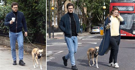 Kit Harington and Rose Leslie spotted on rare outing ...