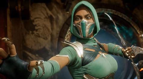 Mortal Kombat 11 Character Roster