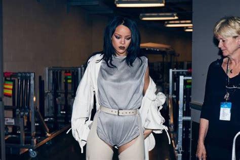 Rihanna Vogue Magazine April 2016 Photoshoot