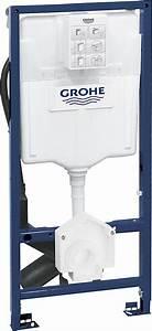 Chasse D Eau Grohe : chasse d 39 eau grohe rapid sl pour wc douchette sensia ~ Premium-room.com Idées de Décoration