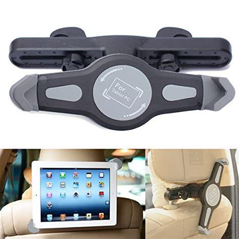 support tablette voiture entre 2 sieges support voiture tablette fixation appui tete pour samsung