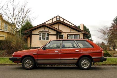 subaru station wagon subaru leone i station wagon 1800 super 4wd am aj 82 hp