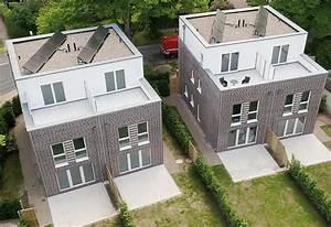 Mehrfamilienhaus Bauen Kosten Qm : doppelhaus mit alsterblick b b hausbau gmbh schee el ~ Lizthompson.info Haus und Dekorationen