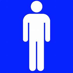 Male restroom sign clipartsco for Male female bathroom sign images
