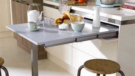 table de cuisine rabattable ikea 3 solutions pour installer une table dans une cuisine