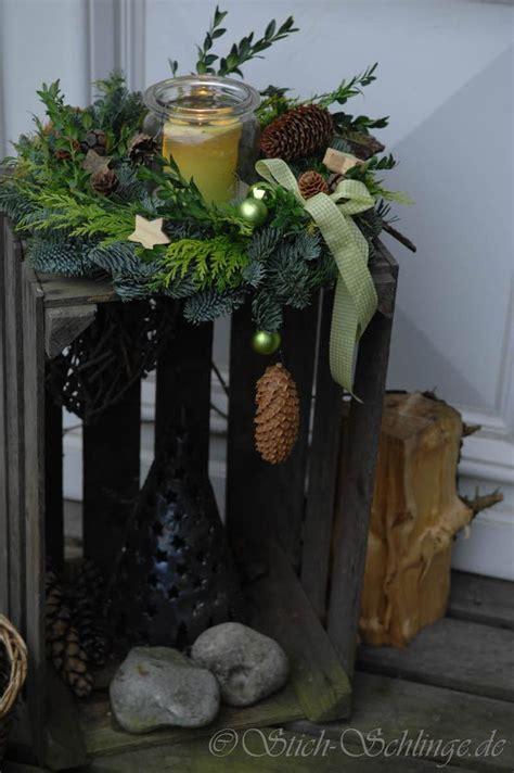 holzkisten weihnachtlich dekorieren holzkisten weihnachtlich dekorieren wohndesign ideen