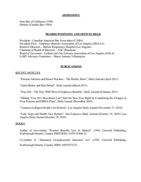 Resume Bar Admission by Lawyer Resume Bar Admission Functional Resume Format For