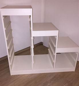 Ikea Kisten Plastik : ikea trofast stufenregal wei mit kisten m glich zus tzlich ebay ~ Frokenaadalensverden.com Haus und Dekorationen