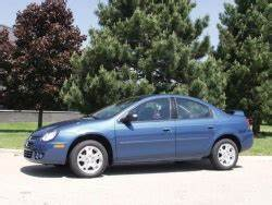 Used Vehicle Review Chrysler Neon Dodge SX2 0 2000 2005