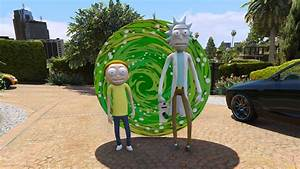 Rick Sanchez Rick And Morty Add On
