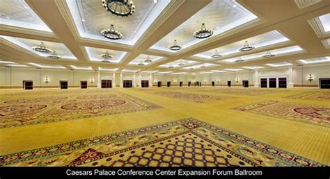 Caesars Palace Forum Ballroom Floor Plan by Black Meetings Tourism Caesars Palace Conference