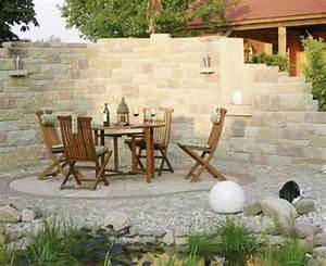 Steinmauer Garten Bilder : sitzecke mit steinmauer gemauerte sitzecke im garten controng nowaday garden ~ Bigdaddyawards.com Haus und Dekorationen
