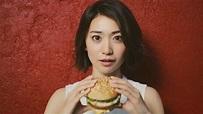 【日本CM】大島優子大愛巨無霸拿著就非常興奮高呼「我喜歡」! - YouTube