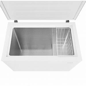 Frigidaire Horizontal Freezer With Manual Defrost