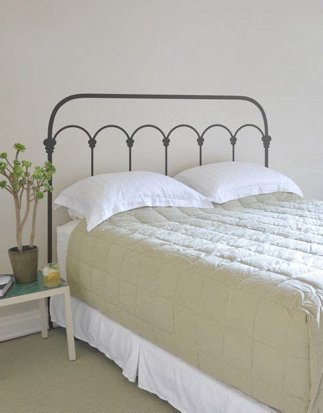 White Wrought Iron King Size Headboards by 25 Best Ideas About Wrought Iron Headboard On