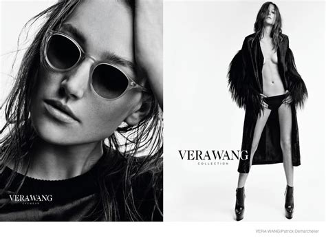 vera wang clothing  fallwinter ad campaign fashion