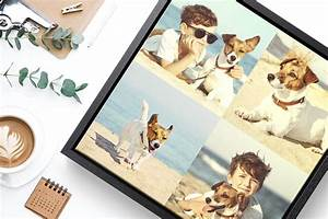 Fotocollage Online Bestellen : fotocollage op canvas online maken bestellen en afdrukken ~ Watch28wear.com Haus und Dekorationen