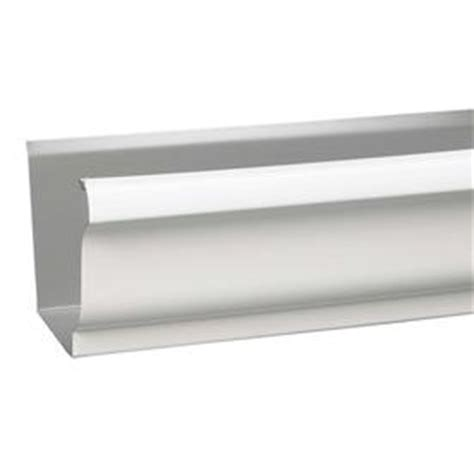 vinyl gutters lowes shop gutters accessories at lowes 3278