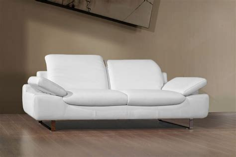 canapes cuir blanc canape design 2 places cuir blanc