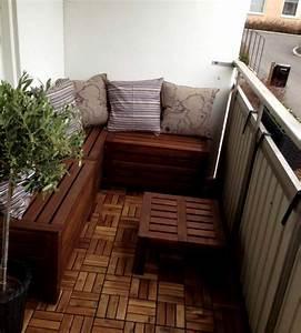 Kleiderschrank Selbst Gebaut : eckbank f r balkon haus dekoration ~ Markanthonyermac.com Haus und Dekorationen