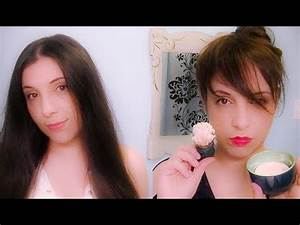 Binaural (3D) Shaving and Scalp Massage ASMR Role Play ...