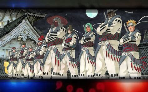Naruto Jinchuuriki Wallpaper 2 By Weissdrum On Deviantart