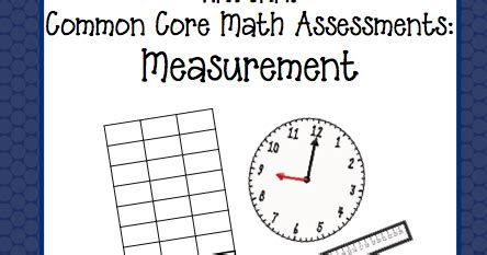 Primary Possibilities First Grade Common Core Math Assessments
