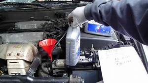 How To Replace Automatic Transmission Oil Toyota Camry