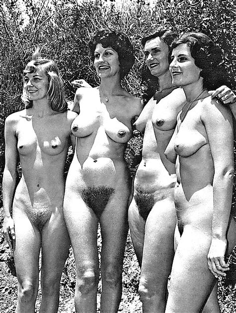 Groups Of Naked Women Vintage Edition Vol Pics XHamster