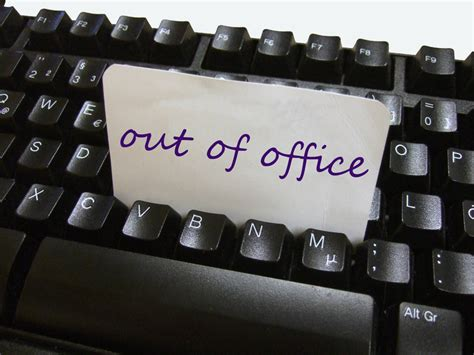 Out Of Office by Out Of The Office S Ccas Info Updates
