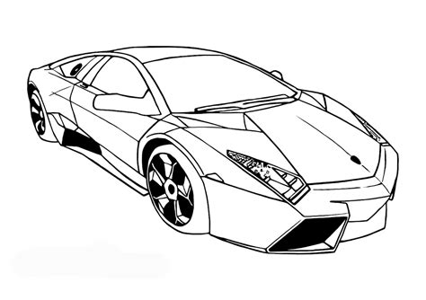 Gta 5 Cars Free Coloring Pages