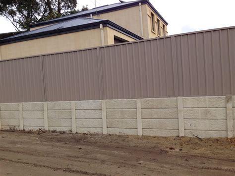 retaining walls perth perth fencing contractors