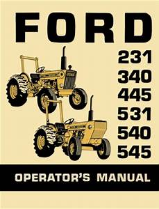 Ford 545 Tractor Wiring Diagram. ford 545 sel tractor ... Instrument Cluster Wiring Diagram Farmtrac on