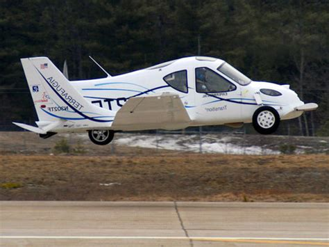 Check Out Bill Gates Flying Car. Wow!