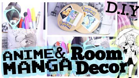 D I Y Home Decor : D.i.y Anime & Manga Room Decor!, Samkendelson