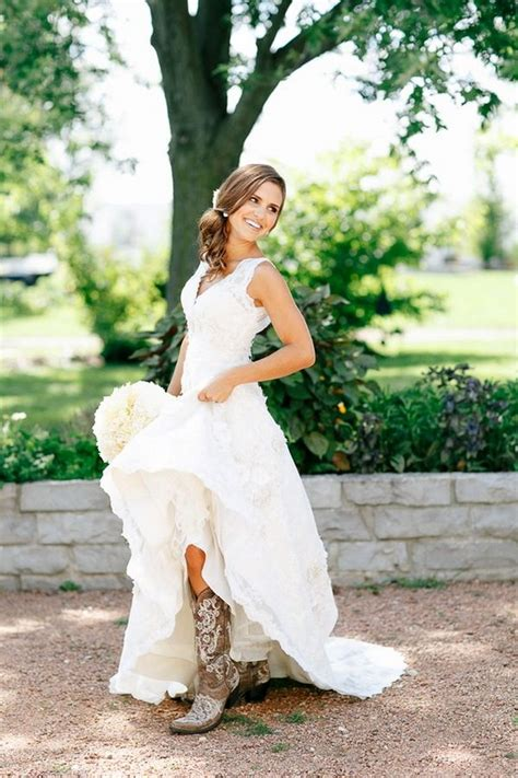 75 Vintage Wedding Day Outfit with Country Boots - Fashion ...
