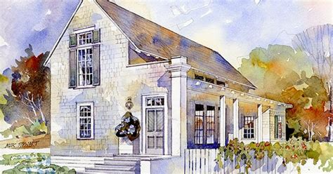 plan  architect bill ingramspacious  small rosebud plan  southern living