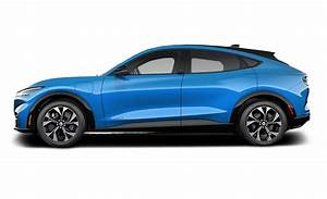 Tusket Ford | The 2021 Mustang Mach-E Premium